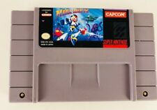 Mega Man X (Super Nintendo / SNES) Authentic