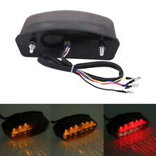 LED Smoke Turn Signal Tail Light For Ducati Monster 900 1000 S2R S4 S4R S4 94-08