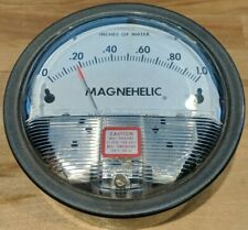Dwyer Magnehelic Pressure Gauge 2001C - 0-1.0 Inches Of Water