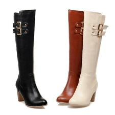 Lars Knee high womens boots