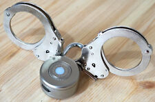 *RARE* Alcyon Time Controlled Release Handcuffs Timer Safe Bondage Chastity Belt