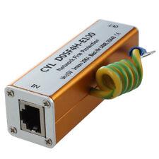 LAN Ethernet RJ-45 RJ45 Protector contra sobretensiones Nuevo electronico L4V4