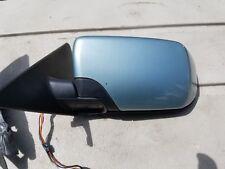 BMW E46 Left Rear View Mirror Exterior 325 330 323 328 SEDAN 4 DOOR OEM Glass