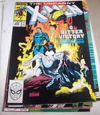 Uncanny X-Men #255 banshee forge mistique polaris legion* freedom force*