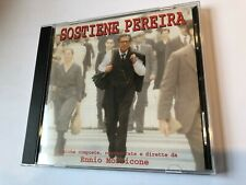 SOSTIENE PEREIRA (Ennio Morricone) OOP 1996 Score OST Soundtrack CD EX