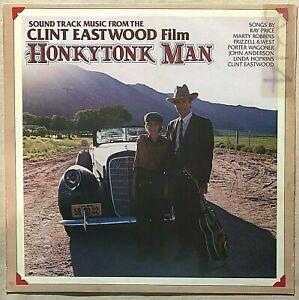 Clint Eastwood's Honkytonk Man (OMPS) - U.S 1st Press - G+ / NM Vinyl LP