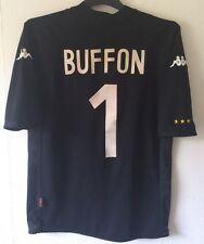 Italy Gianluigi Buffon 1 Football Shirt 2002 Adults Large Kappa World Cup 2002