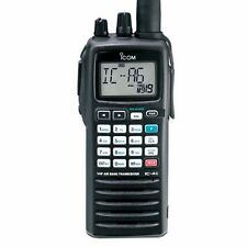 Icom IC-A6 VHF Air Band COM Handheld Radio Transceiver Authorized Dealer