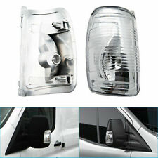 For Ford Transit MK8 Door Wing Mirror Indicator Lens Clear Left Side 2014-2018