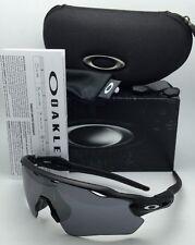 New Oakley Sunglasses RADAR EV PATH OO9208-01 Matte Black Frames Mirrored  Lenses 502e76779025