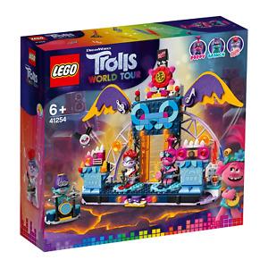 LEGO41254TrollsWorldTourVolcanoRockCityConcertwith3 Mini Figures