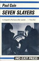Seven Slayers by Cain, Paul Paperback Book The Fast Free Shipping