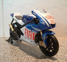 1:12 FIAT YAMAHA YZR-M1 DIECAST MODEL JORGE LORENZO #99 SOLD OUT ELSEWHERE!!