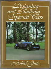 Designing & Building Special Cars - Technical book - Kit Ford Caterham Marcos +