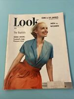 Look magazine February 28 1950 Amos N Andy Maurice Richard Ohio State Football