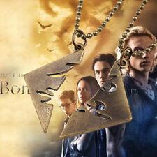 The Mortal Instruments City of Bones vintage Runes Parabatai necklace