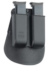 Fobus Double Magazine Pouch for Single Stack .22cal & .380cal 22 cal