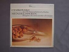 "LP 12"" 33 rpm 19?? LO SCHIACCIANOCI CIAIKOVSKI MENDELSSOHN BARHOLDY NOTTE ESTATE"