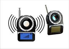 CC309 Anti-hidden GPS GSM WIFI G3 G4 SMS RF Spy Bug Detector Camera Lens Finder