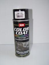 Sem 15013 black vinyl color coat auto body shop restoration car paint supplies