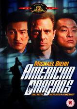 American Dragons NEW PAL Cult DVD Ralph Hemecker Michael Biehn Joong-Hoon Park