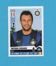PANINI CALCIATORI 2012-2013-Figurina n.197- CASSANO-INTER -NEW