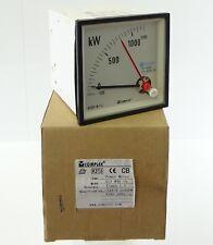Complee kly-w96-3b rendimiento cuchillo Power metros vatímetros -120... 0. .1200kw unused
