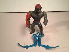 Vintage He-Man MOTU Action Figure Stratos