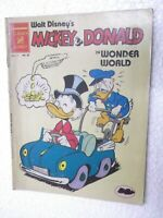 WALT DISNEY WONDER WORLD DONALD DUCK VOL 3 NO 22 CHANDAMAMA ENG Comic India