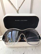 45af9c4fa6 Marc Jacobs Vintage Oversized Floating Lense Silver Purple Ombré Sunnies