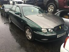 ROVER 75 1.8 TURBO PETROL AUTOMATIC 2003 BREAKING FOR PARTS ALL PART AVAILABLE