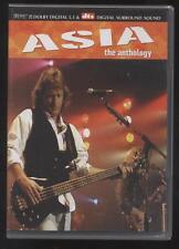 NUEVO DVD ASIA THE ANTOLOGÍA EN BLÍSTER ROCK PROGRESIVA Geoff Downes Steve Howe
