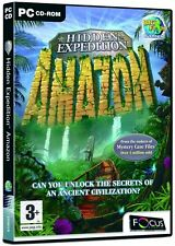 Hidden Expedition: Amazon (PC CD) BRAND NEW SEALED