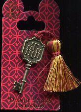 Twilight Zone Tower of Terror Hotel Key Disney Pin 108417