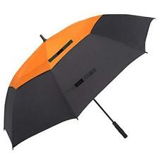 Doubwell Golf Umbrella Large Oversize 68 inches air Vent Double Canopy Windproof