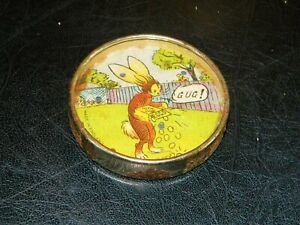 RARE 1920'S PIP SQUEAK & WILFRED CIRCULAR DEXTERITY PUZZLE FEATURING WILFRED
