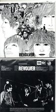 CD The Beatles	Revolver (USA) | Mini LP Mono & Stereo	CD