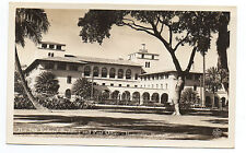 1930s Rppc Postcard of Federal Building and Post Office Honolulu Hawaii