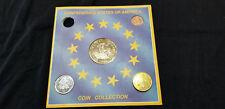4 1861 CIVIL WAR CONFEDERATE Restrike Coin Set CSA Confederate States of America
