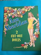 Ann Sheridan Paper Dolls 1998
