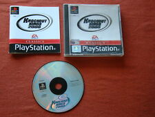 Knockout kings 2000 classics / Pal - España / PSX PSOne  ** POWERSELLER **