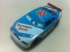 Mattel Disney Pixar Cars No.90 Bumper Save Metal Diecast Toy Car 1:55 Loose New