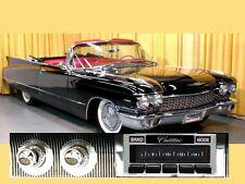 NEW USA-630 II* 300 watt 58-60 Cadillac AM FM Stereo Radio iPod USB Aux inputs