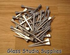 50 Horseshoe Nails for Stained Glass & Lead Foiling (HSN02)