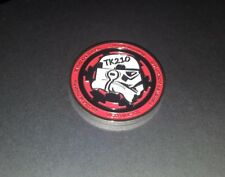 501st Legion Vaders Fist Challenge Coin 20th Anniversary Storm Trooper TK210