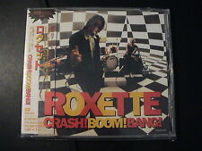 Roxette CRASH! BOOM! BANG! Japan Import 16-trk CD Album