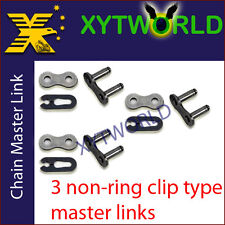 JLC-530H NON RING Master Joint Joining Link CLIP TYPE FOR #530 CHAIN Motorcycle