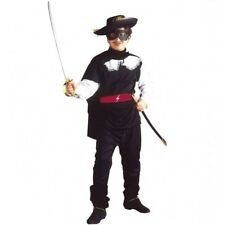 Costume Bandito mascherato TG. M (8/10 anni) in busta