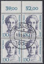 Berlin 4er Block 812 gestempelt mit Oberrand (K-1919)
