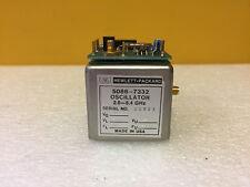 HP / Agilent 5086-7332 2.8 to 8.4 GHz, SMA (F) Yig Oscillator. Tested!